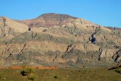 kolorowa krajobrazowa góra Zdjęcia Royalty Free