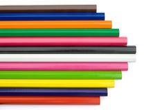 kolorowa kredka obrazy stock