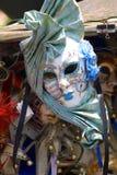 Kolorowa maska Wenecja Obrazy Royalty Free