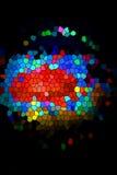 Kolorowa mozaika -1 Fotografia Royalty Free