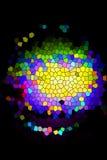 Kolorowa mozaika -3 Obrazy Royalty Free