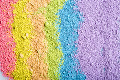 Kolorowa pastelowa tekstura zdjęcia stock