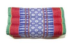 Kolorowa poduszka Fotografia Royalty Free