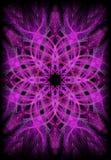 kolorowa ręka rysująca abstrakcjonistyczna ilustracja Zdjęcie Stock