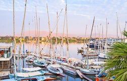 Kolorowa rzeka Obraz Royalty Free
