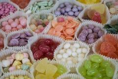 Kolorowa słodkość Fotografia Stock