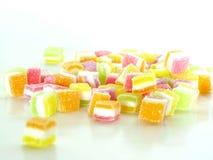 Kolorowa słodka cukier galareta Obraz Stock