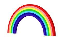 Kolorowa tęcza Okręgu kształta abstrakta wzoru tekstura barwiący gradientowy tło ilustracja 3 d royalty ilustracja