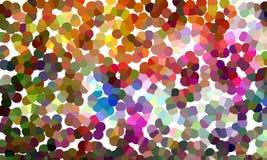 kolorowa tło błyskotliwość obrazy stock