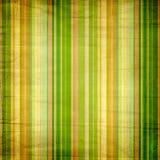 kolorowa tło zieleń paskuje kolor żółty royalty ilustracja