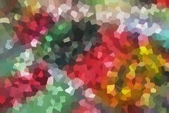 kolorowa tło mozaika zdjęcie stock