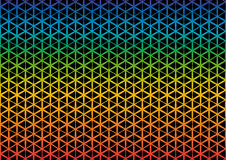 kolorowa tło tekstura Fotografia Stock