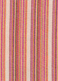 Kolorowa tekstylna tekstura z lampasami Obraz Royalty Free