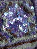 Kolorowa tkanina abstrakta tekstura Zdjęcia Stock