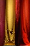 kolorowa tkaniny Zdjęcia Royalty Free