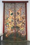 Kolorowa wejściowa brama świątynia Zdjęcie Royalty Free