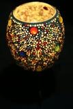 kolorowe światła stół Obrazy Royalty Free