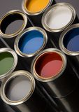 kolorowe Fotografia Stock