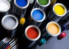kolorowe Zdjęcia Stock
