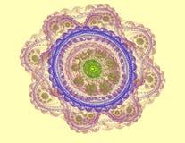 Kolorowe abstrakt formy ilustracji