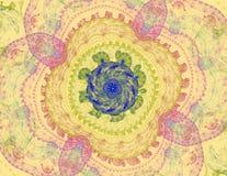 Kolorowe abstrakt formy ilustracja wektor
