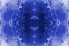 kolorowe atrament tło Obraz Stock