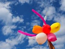 kolorowe balonowy Obraz Stock