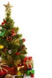 kolorowe Boże Narodzenie dekoracje Fotografia Stock