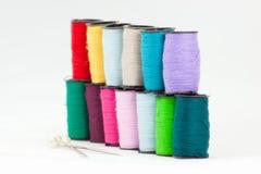 Kolorowe bobiny Obraz Stock