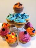 kolorowe bułeczki Fotografia Royalty Free