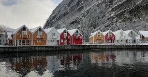 kolorowe budynk?w zdjęcie stock