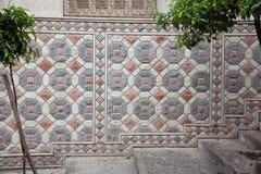 kolorowe cegły Obrazy Royalty Free