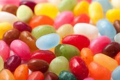 Kolorowe cukierek fasole obraz stock
