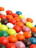 kolorowe cukierki Obrazy Stock