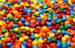 kolorowe cukierki Fotografia Stock