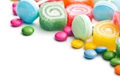 kolorowe cukierki obrazy royalty free