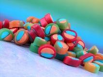 kolorowe cukierki Obraz Royalty Free