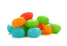 kolorowe cukierki Galaretowi cukierki candy gummy obraz stock