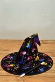 Kolorowe czarownicy kapeluszowe Obraz Royalty Free