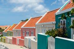 kolorowe domów obraz royalty free