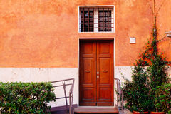 kolorowe drzwi Fotografia Stock