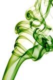 kolorowe dym abstrakcyjne Obraz Stock