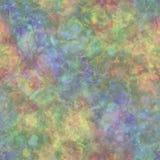 kolorowe dym abstrakcyjne ilustraci bezszwowy linowy zdjęcie stock