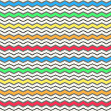 Kolorowe fala Obrazy Stock