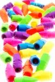 kolorowe gumki Zdjęcie Royalty Free