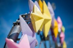 kolorowe gwiazdy Zdjęcie Royalty Free