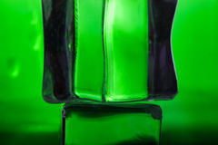 kolorowe kostek lodu świeżego styl komputer abstrakcyjne uzyskanej tło grafiki konsystencja Bardzo płytki dep Zdjęcia Royalty Free