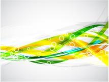 kolorowe linie Obrazy Royalty Free