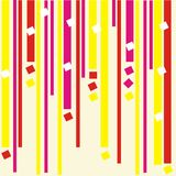 kolorowe linie tekstura Fotografia Stock