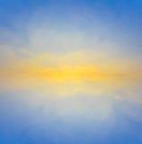 kolorowe niebo Zdjęcie Royalty Free